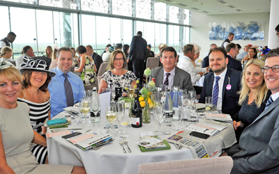 Travel Retail Consortium gallops to a winning finish with Ascot lunch